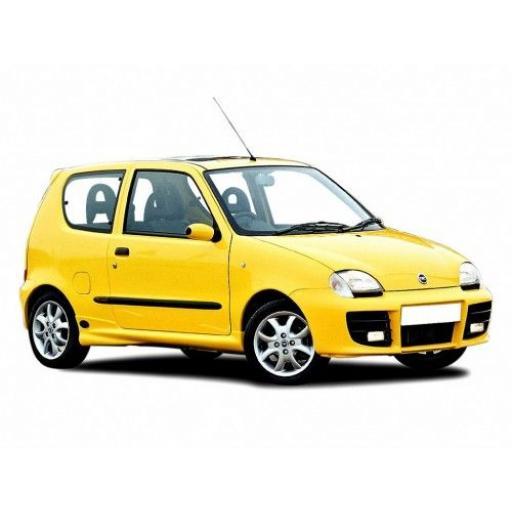 Fiat Seicento car mats