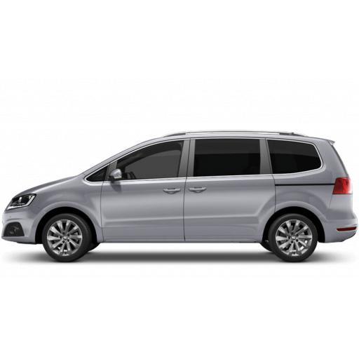 Seat Alhambra Car Mats