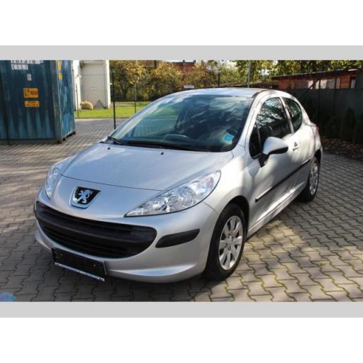 Peugeot 207 Car Mats