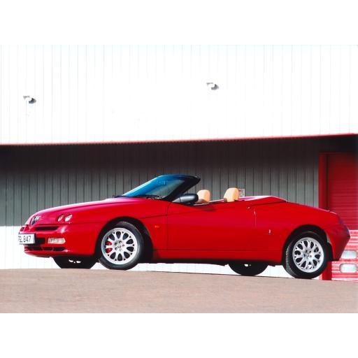 Alfa Romeo Spider Car Mats