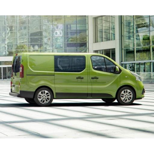 Renault Traffic Van Mats