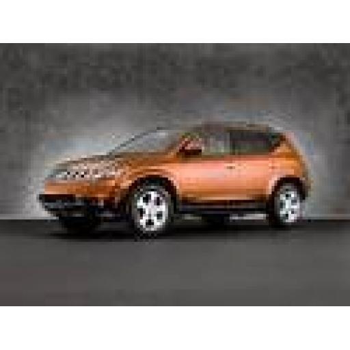 Nissan Murano Car Mats