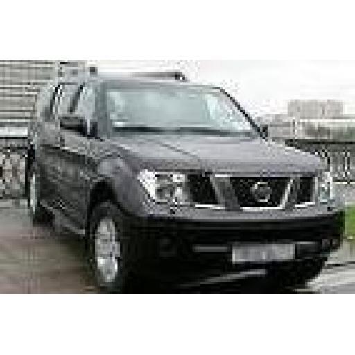 Nissan Pathfinder Car Mats