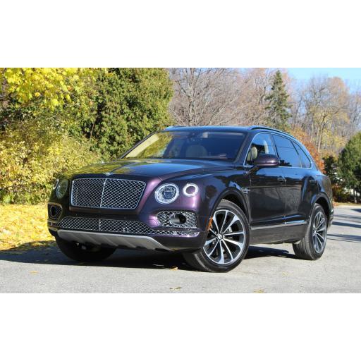 Bentley Bentayga Car Mats