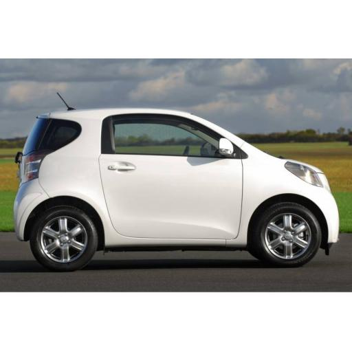 Toyota IQ Car Mats