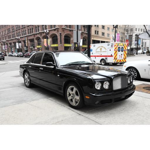 Bentley Arnage Car Mats