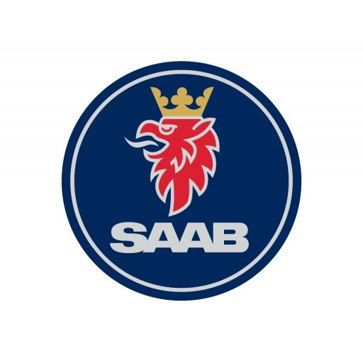 Saab Boot liners mats
