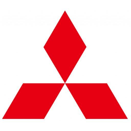 Mitsubishi Boot liners mats