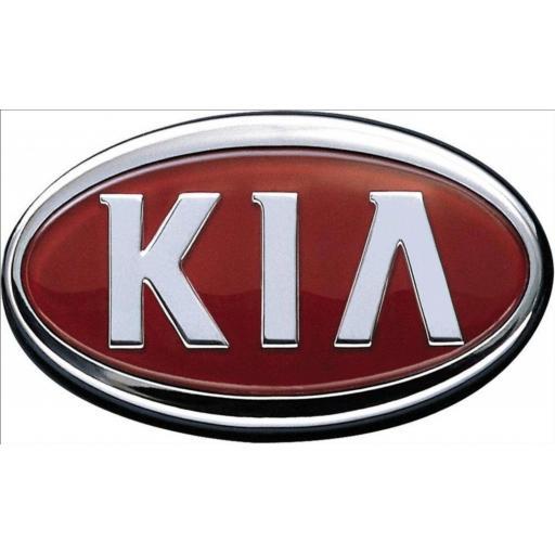 Kia Boot liners mats