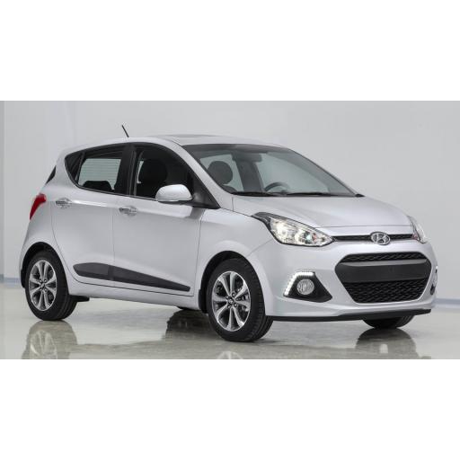 Hyundai i10 Car Mats