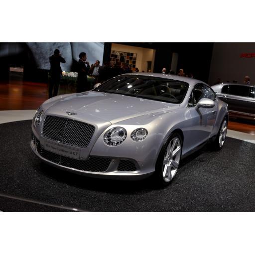 Bentley Continental GTC Convertible Car Mats