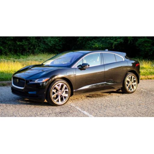 Jaguar I Pace E Car Mats