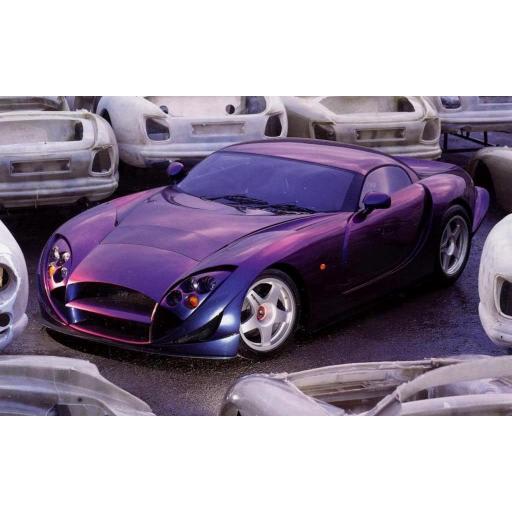 TVR Cerbera Car Mats