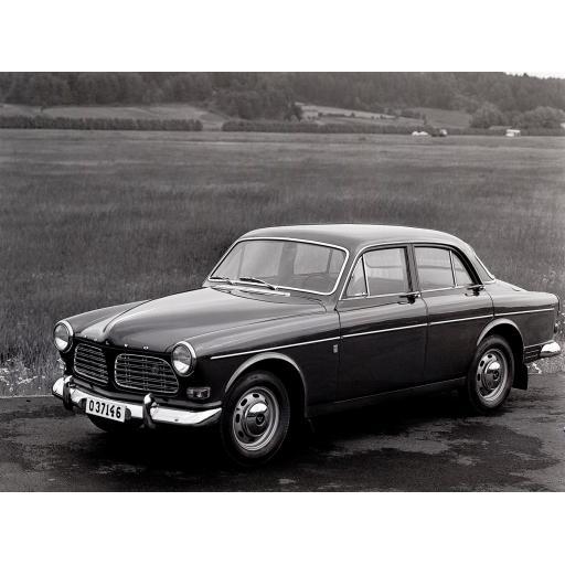 Volvo 120 Car Mats