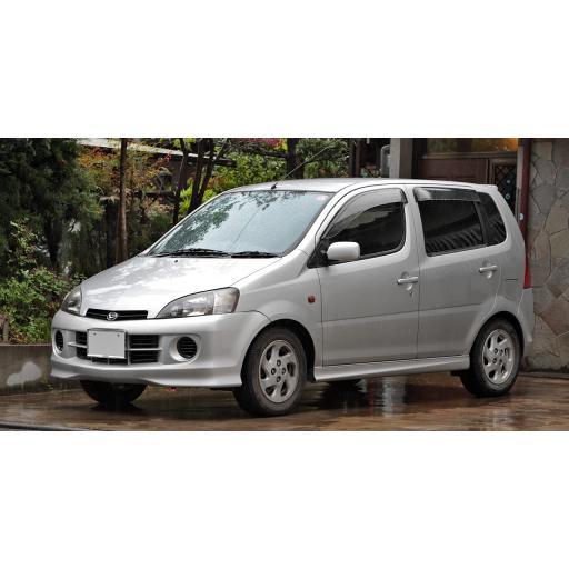 Daihatsu YRV Car Mats