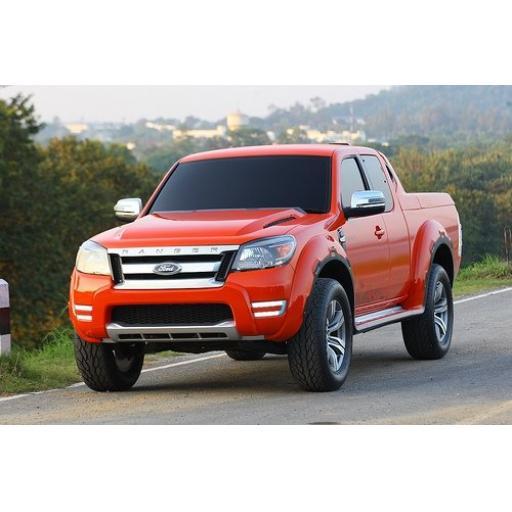 Ford Ranger Car Mats