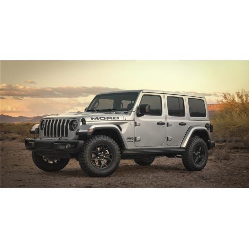 Jeep Wrangler Car Mats