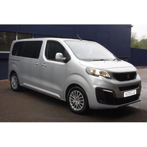 Peugeot Traveller Van Mats