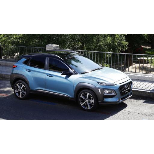 Hyundai Kona Car Mats
