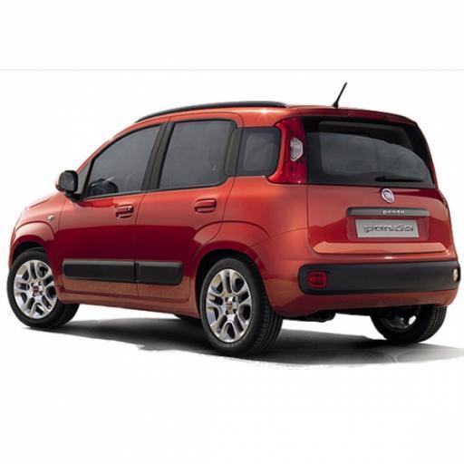 Fiat Panda Car Mats