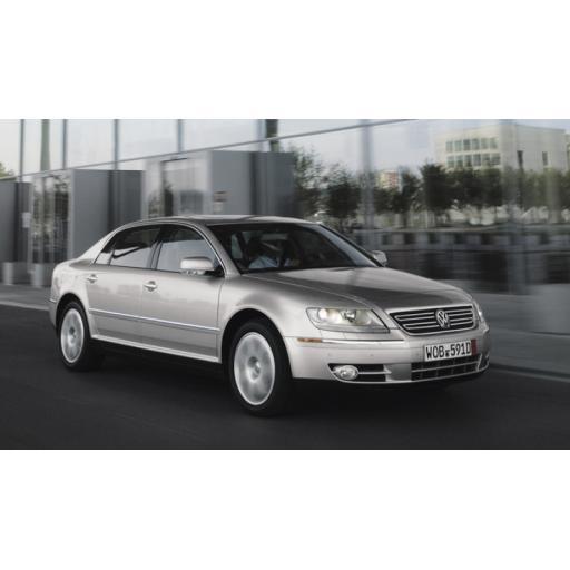 VW Phaeton Car Mats
