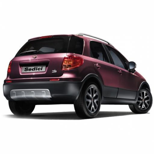 Fiat Sedici Car Mats