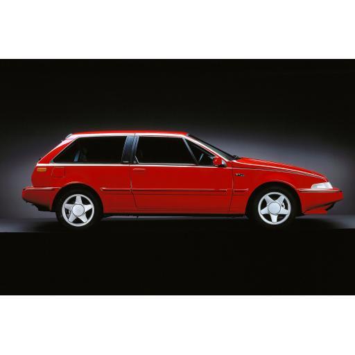 Volvo 480 Car Mats