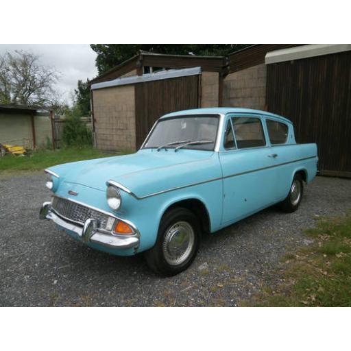 Ford Anglia Car Mats
