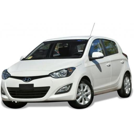 Hyundai i20 Car Mats