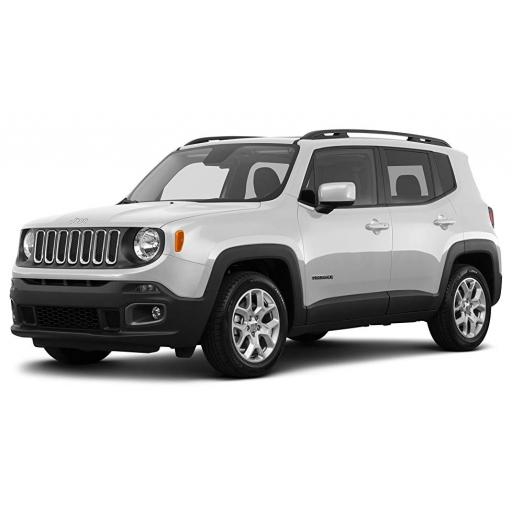Jeep Renegade Car Mats