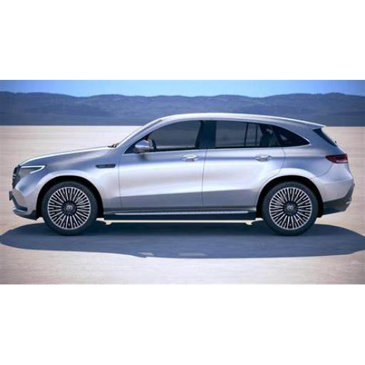 Mercedes EQC Car Mats