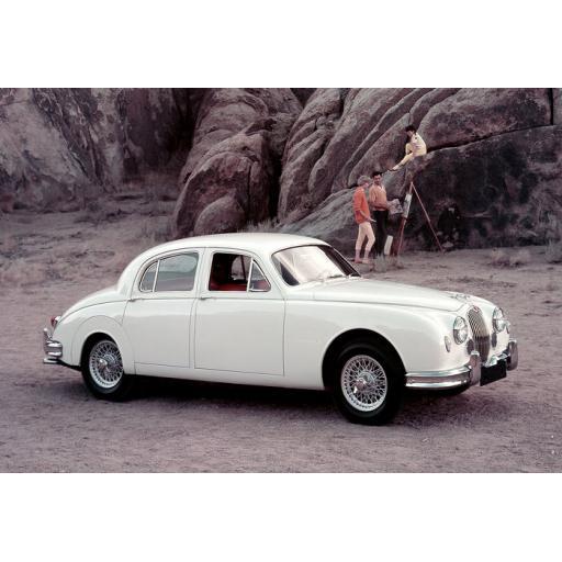 Jaguar MK 1 Car Mats