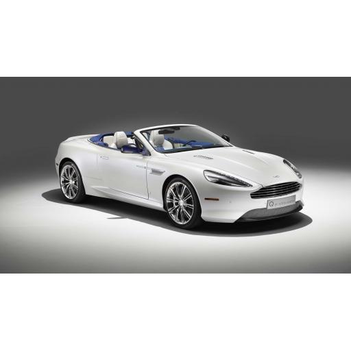 Aston Martin DB9 Volante Car Mats