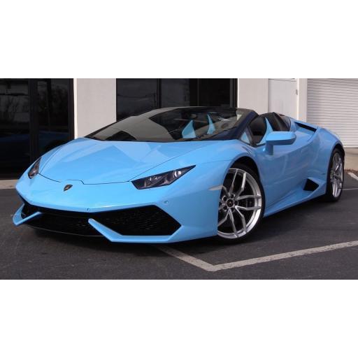 Lamborghini Huracan Spyder Car Mats