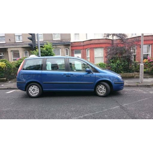 Fiat Ulysse Car Mats