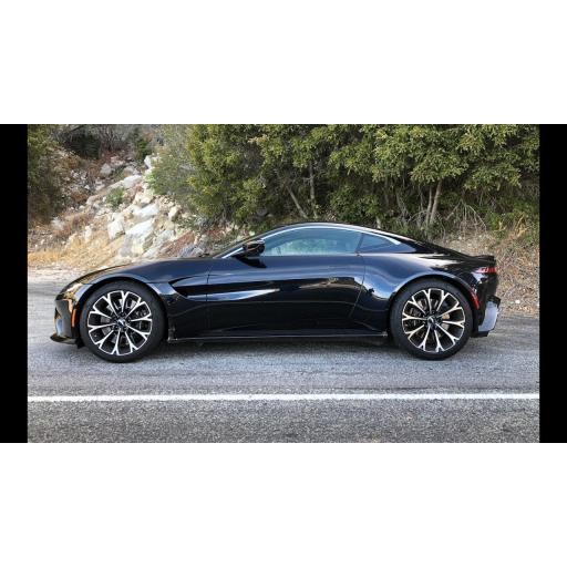 Aston Martin Vantage Car Mats