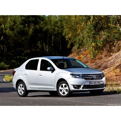 Dacia Logan Car Mats