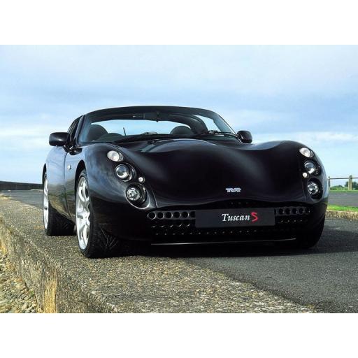 TVR Tuscan Car Mats