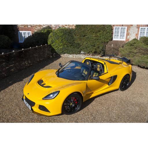 Lotus Exige Car Mats