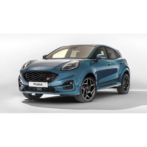Ford Puma Car Mats