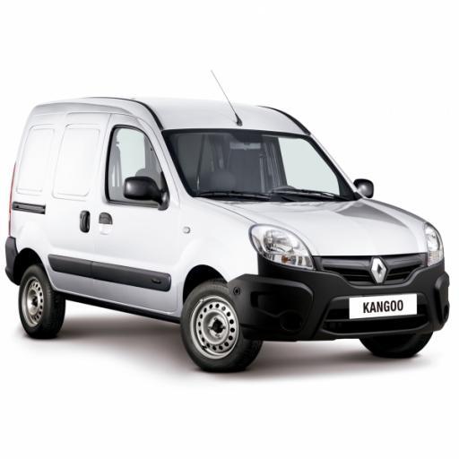 Renault Kangoo Van Mats
