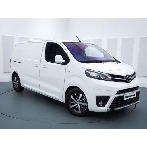 Toyota Proace Van Mats