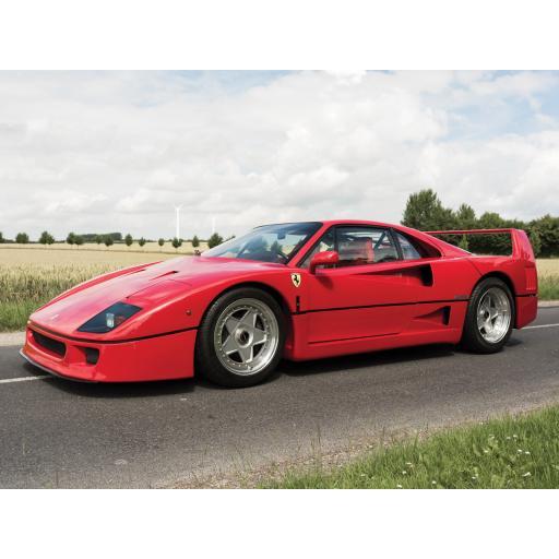Ferrari F40 Car Mats