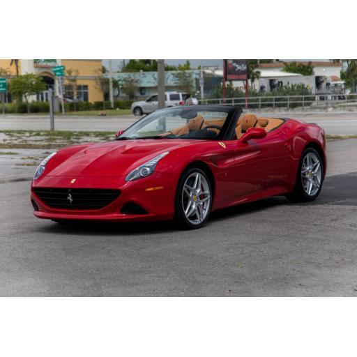 Ferrari California T Car Mats