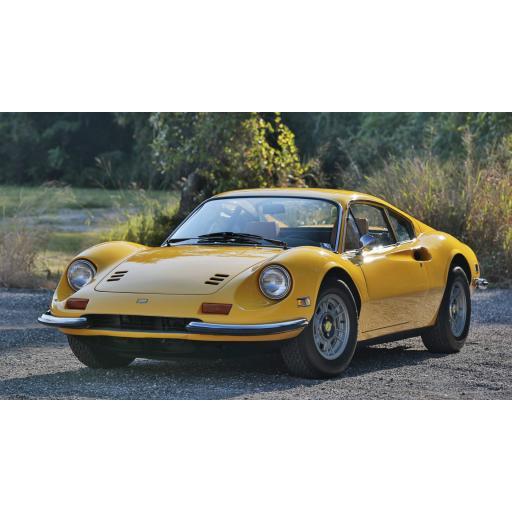 Ferrari Dino 246 Car Mats