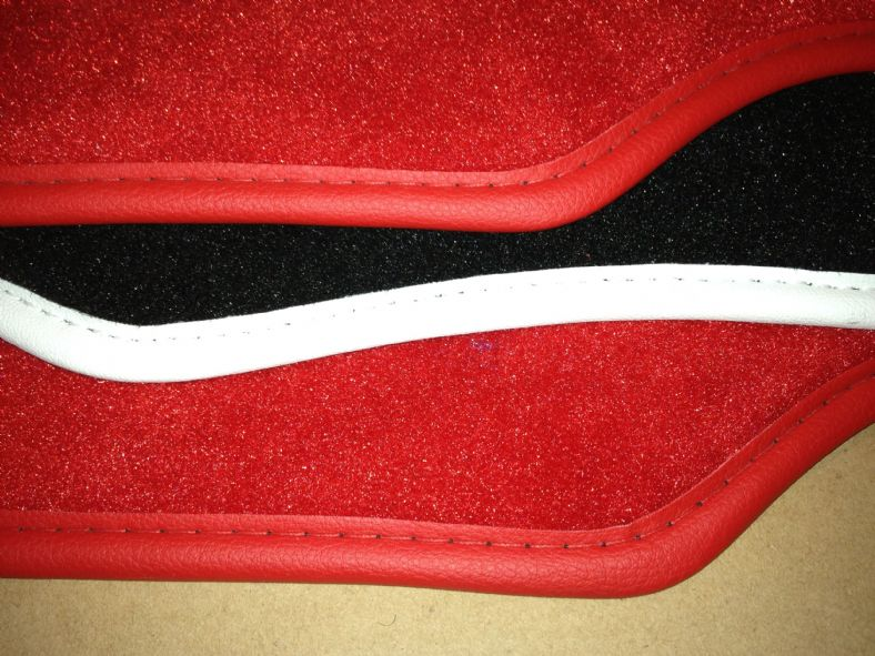 custom made car Mats image