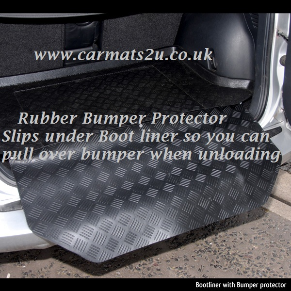 citroen c4 bumper protector